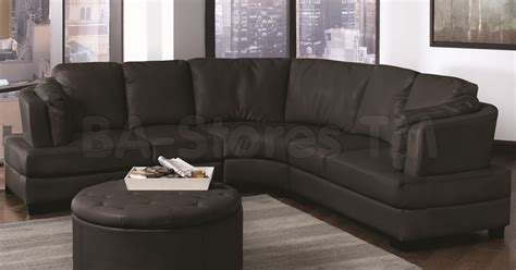 Curved Corner Sectional Sofa by 10 Best Ideas Of Rounded Corner Sectional Sofas