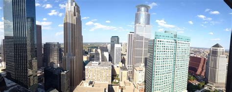 Foshay Tower Observation Deck Minneapolis by Atop The Foshay Tower Observation Deck Minneapolis