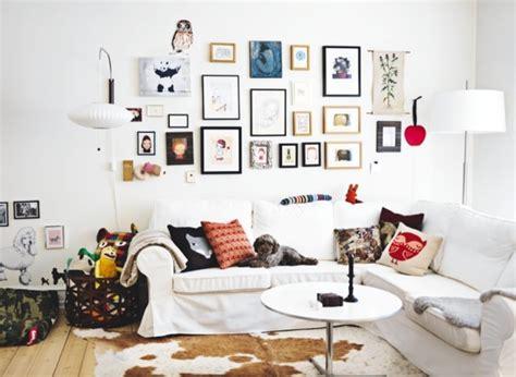 deco cadre mur on decoration d interieur moderne comment agencer ses tableaux au mur idees 600x439