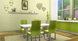 les sims 4 quand dame nature s39occupe de la deco game With salle a manger sims 4