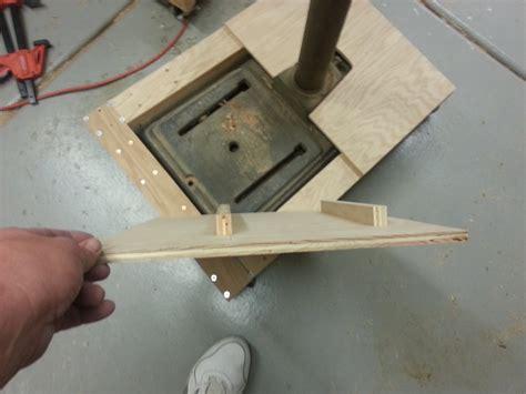 drill press mobile base  bigjohninvegas  lumberjocks