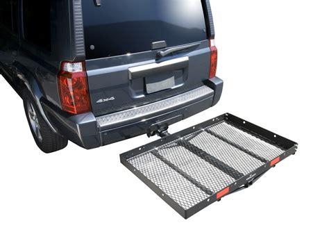trailer hitch rack pro series 1040100 cargo carrier ebay