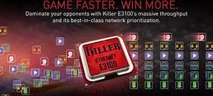 Rivet Networks Unveils Killer E3100 Ethernet Controller