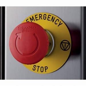 Bouton Arret D Urgence : bouton d 39 arr t d 39 urgence ~ Nature-et-papiers.com Idées de Décoration