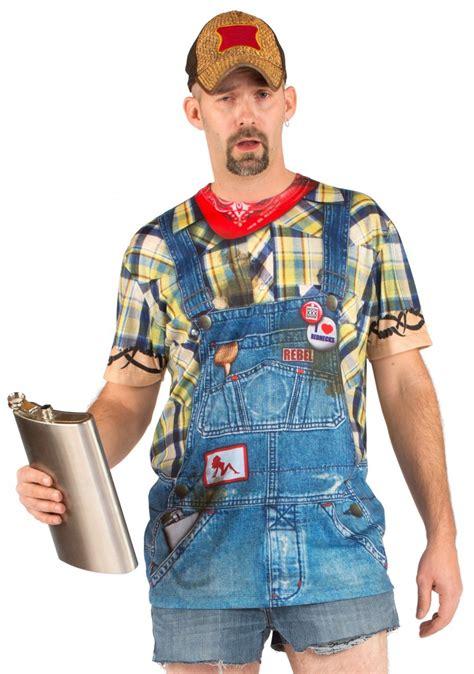 shirt latzhose fuer erwachsene guenstige faschings