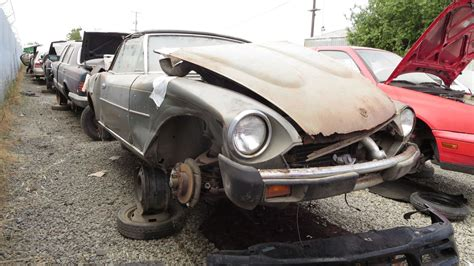 Fiat Parts by Junkyard Find 1979 Fiat 124 Sport Spider