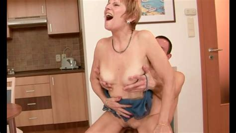Horn Made Busty Mom Gets Her Hairy Cunt Nailed Missionary