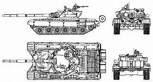 T-72m Blueprints Free