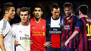 Best Football Skill Show 2014 Ronaldo Messi Neymar Bale ...