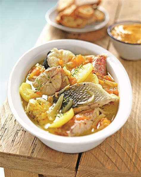 d oration de plats cuisin recette de la vraie bouillabaisse