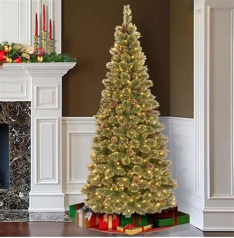 costco pre lit christmas trees on sale tree roundup w trees from 34 97