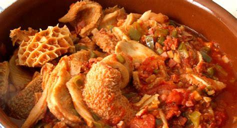 recettes de cuisine tripes sauce catalane sofregit