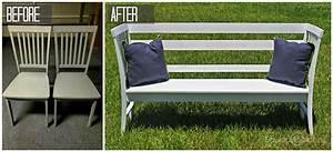 Chair Repurposed - Sawdust 2 Stitches
