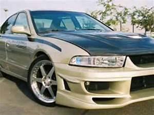 Mitsubishi Galant Scheinwerfer Tuning : 2001 mitsubishi galant youtube ~ Jslefanu.com Haus und Dekorationen