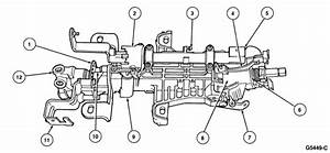 I Need A Diagram Of Of The Shifter Assembly On A 1992 Ford