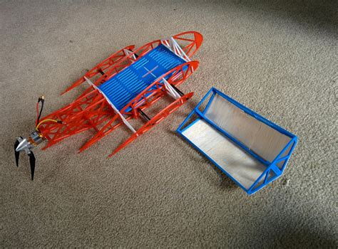 The Amazing 3d Printed Radio-controlled