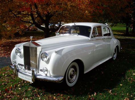 rolls royce classic limo 1960 rolls royce silver cloud ii santos vip