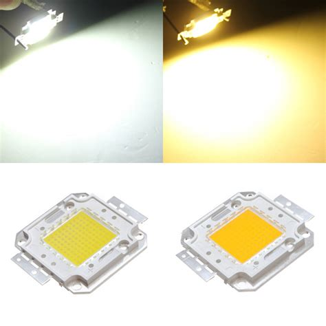 100w white warm white high brightest led light l
