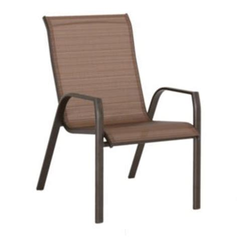 sonoma outdoors 4 pc coronado stackable sling chair set