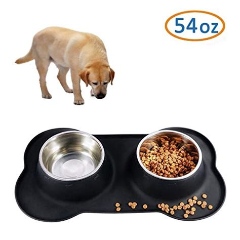 catoop dog bowls stainless steel dog bowl food water bowl
