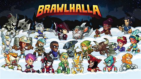 strongest  weakest legends tier list brawlhalla