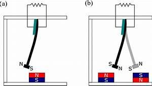 Schematic Representation Of The Piezomagnetoelastic Energy