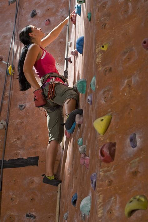 build  kids rock climbing wall hunker