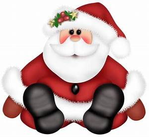 Gallery Free Clipart Picture… Christmas PNG Cute Santa ...
