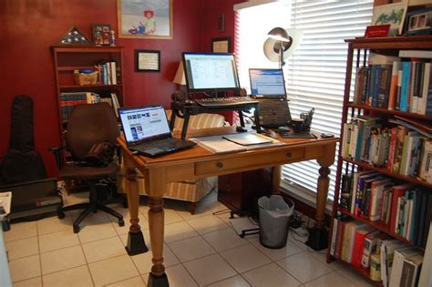 Lifehacker Best Standing Desk by The Riser Desk A Diy Standing Workspace On The Cheap