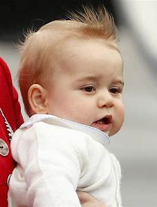 Prince George Faces: The Many Cute And Grumpy Faces Of The ...