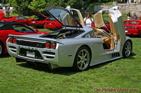 Saleen S7 Twin Turbo Rear Right Picture
