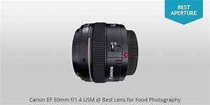 12 Best Lenses for Food Photography – Fix or Zoom Lenses?