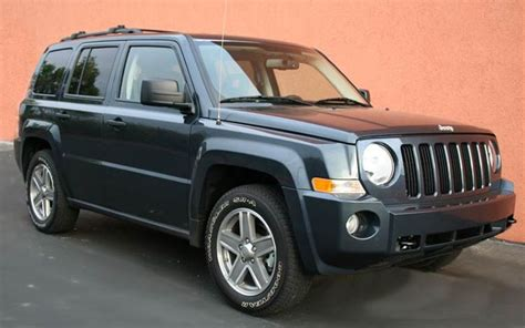 jeep commander vs patriot jeep patriot third row seating autos post