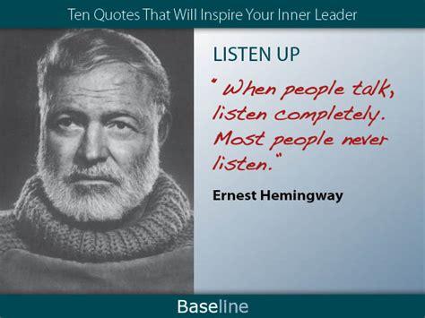 ten quotes   inspire   leader