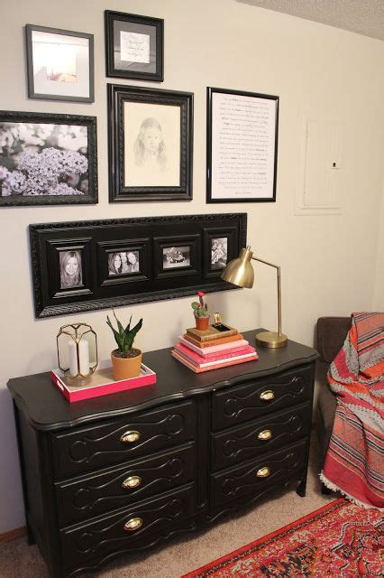 What To Put In A Nightstand by Styled Dresser Bedroom Decor Dresser What To Put On Top