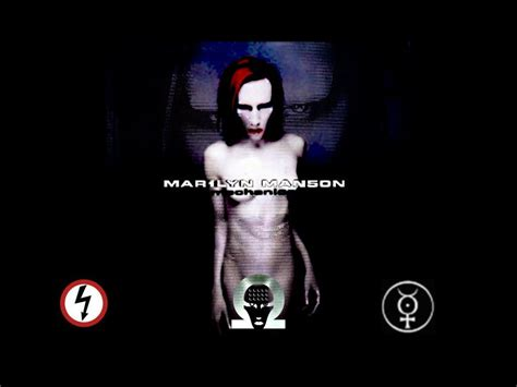 Mechanical Animals Wallpaper - the gallery for gt marilyn mechanical animals