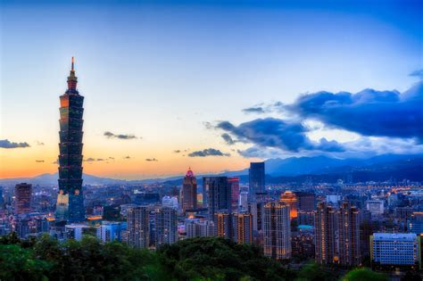 taiwan raises  gdp outlook    time fortune