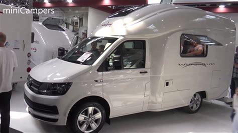 small camper volkswagen wingamm  youtube