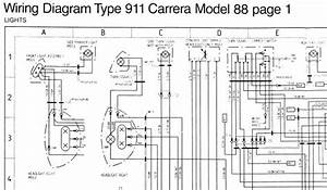 1987 Porsche 911 Wiring Diagram