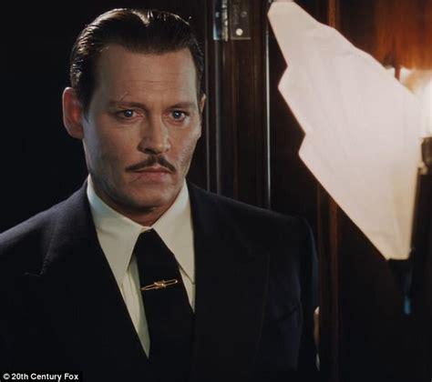 Johnny Depp Murder On the Orient Express 2017