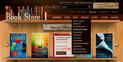 opencart bookstore template book store template opencart theme gridgum