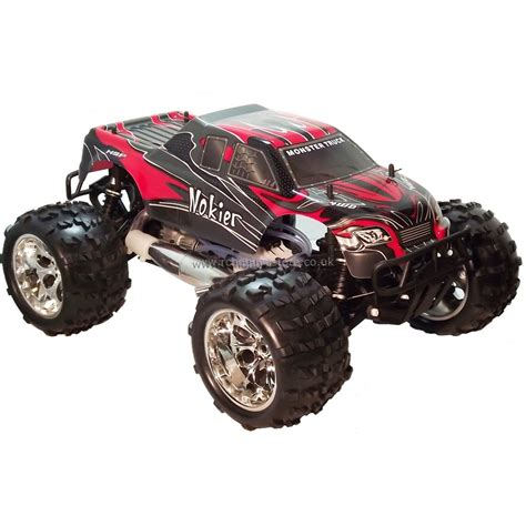nitro rc monster trucks new savagery pro 1 8th scale nitro rc monster truck with 2