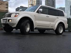 2001 Mitsubishi Pajero - Super Select 4wd