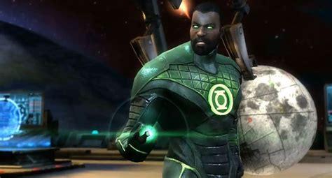 jon stewart green lantern injustice costumes