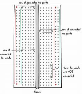Chapter 2  Using A Breadboard