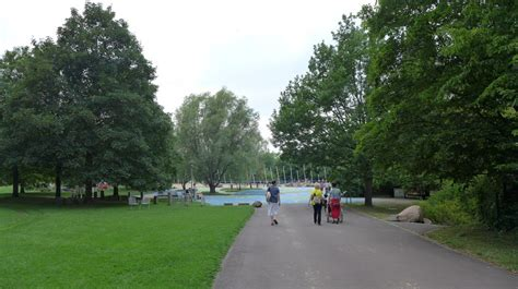 브리츠 정원 Britz Garten 의 어린이 놀이터