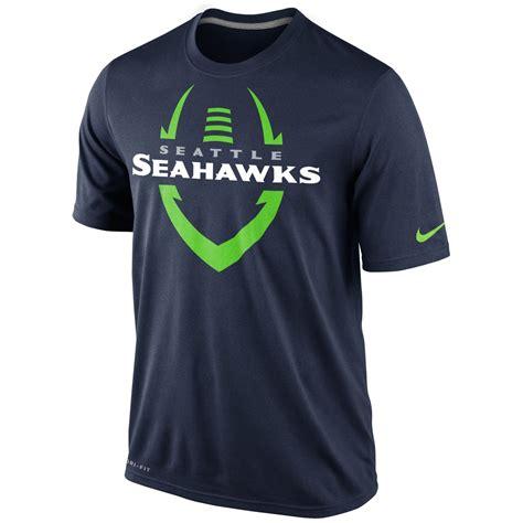 nike mens short sleeve seattle seahawks  shirt  green