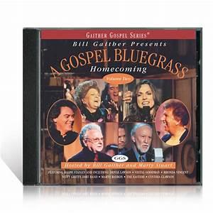 Gospel Bluegrass Homecoming Volume 2 CD - Gaither