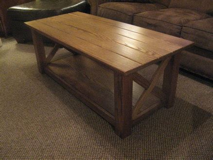 Ash Coffee Table  By Dpow @ Lumberjockscom Woodworking