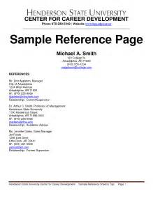 references for resume doc 650810 references sle how to create a reference list sheet for bizdoska